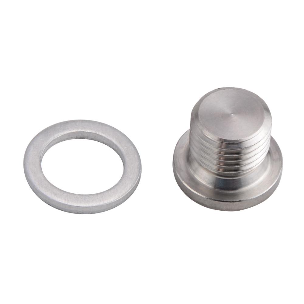 oil drain sump plug washer kit  porsche cayenne  panamera     ebay